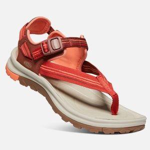 NWT Keen Terradora II Toe Post Sandal